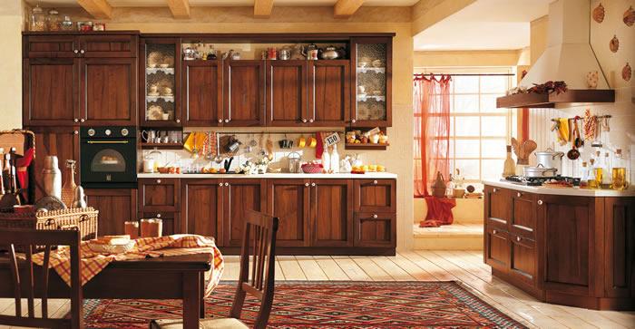 Categorie Cucine stile classico » Centro cucine