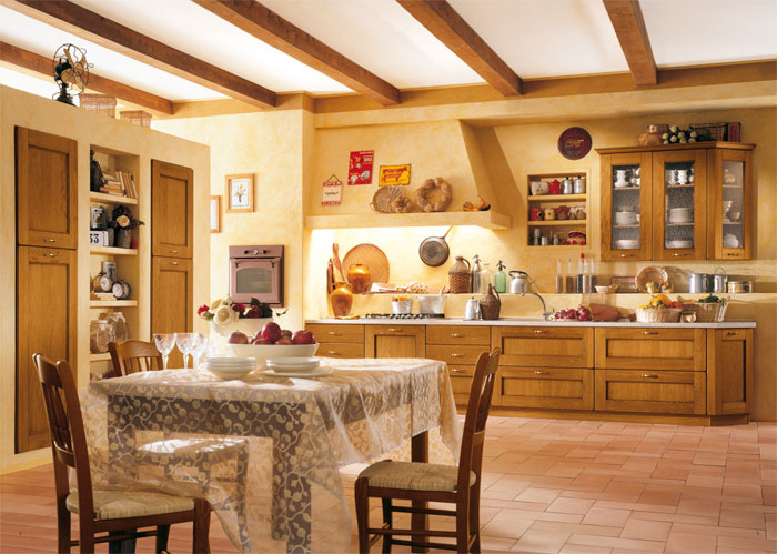 Cucine In Rovere. Great Cucine In Rovere With Cucine In Rovere ...