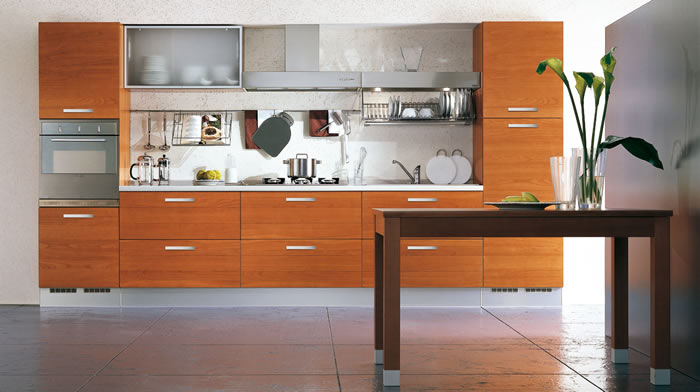Awesome Cucine In Ciliegio Moderne Photos - Ideas & Design 2017 ...