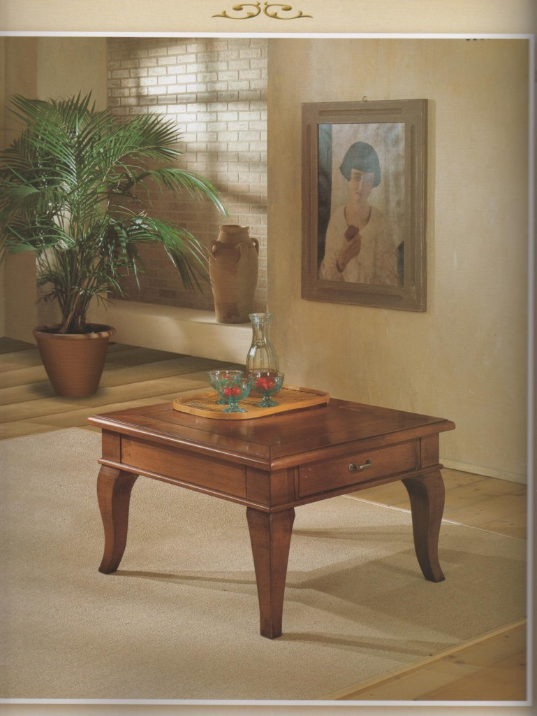 Tavolino soggiorno quadrato centro cucine - Tavolino soggiorno ...