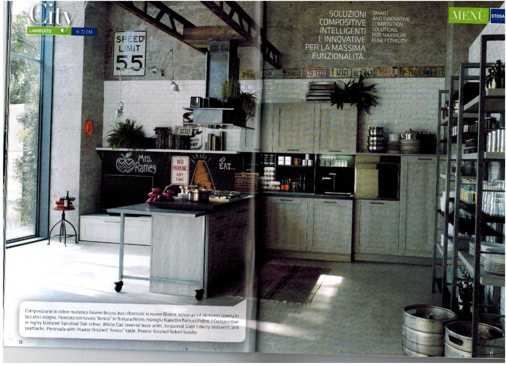 cucina industriale » Centro cucine