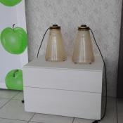 lampada arteluce vetro di murano