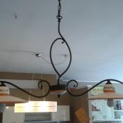 lampadario da cucina o taverna