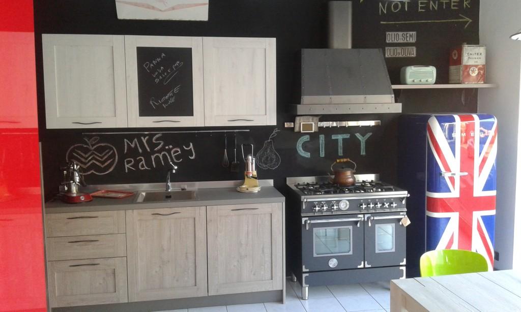 Categorie cucine in stile moderno centro cucine - Cucine stile industriale vintage ...