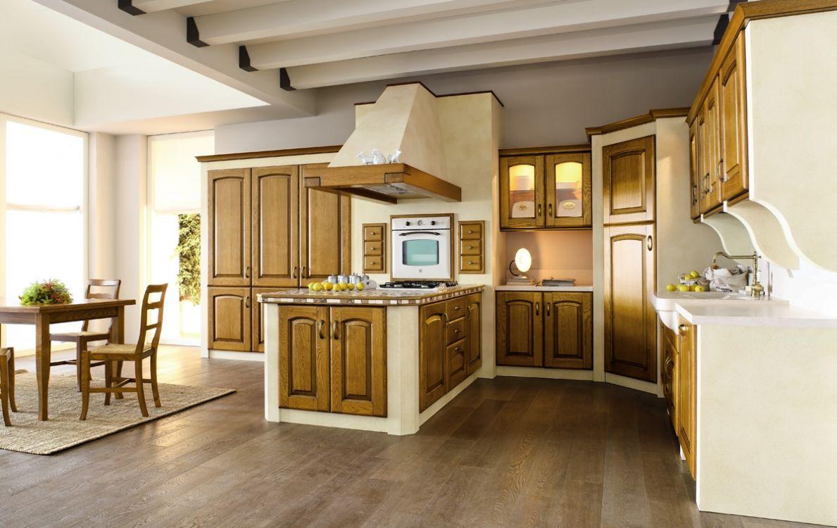 cucina in muratura modello diletta massello
